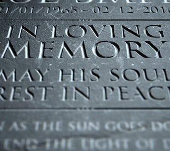 Memorial Stones in Bristol