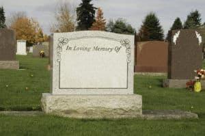 Grave Memorials in Bristol
