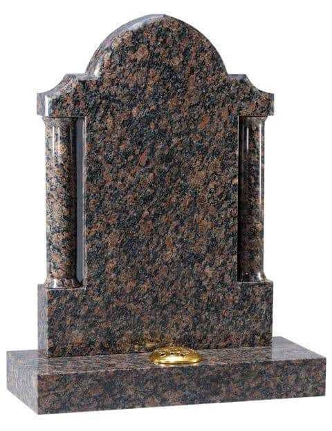 EC210 Classic Memorial with Turned Columns