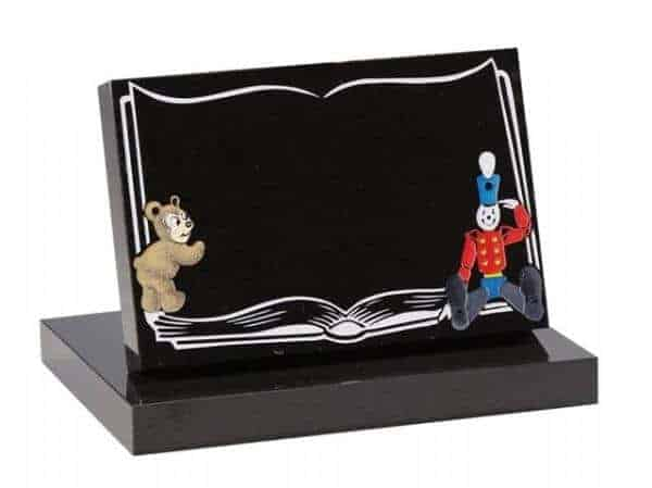 EC229 Childs Character Book Memorial