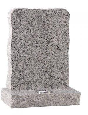 EC61 Boulder Style Headstone
