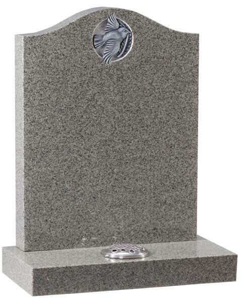 EC77 Dove of Peace Headstone
