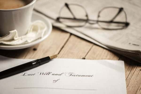 Everything You Need To Know About Writing A Will